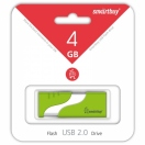 Флешки USB - USB Flash Smartbuy 4GB Hatch