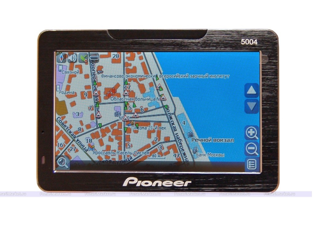 GPS навигаторы - GPS навигатор PIONEER PM-5004 5*