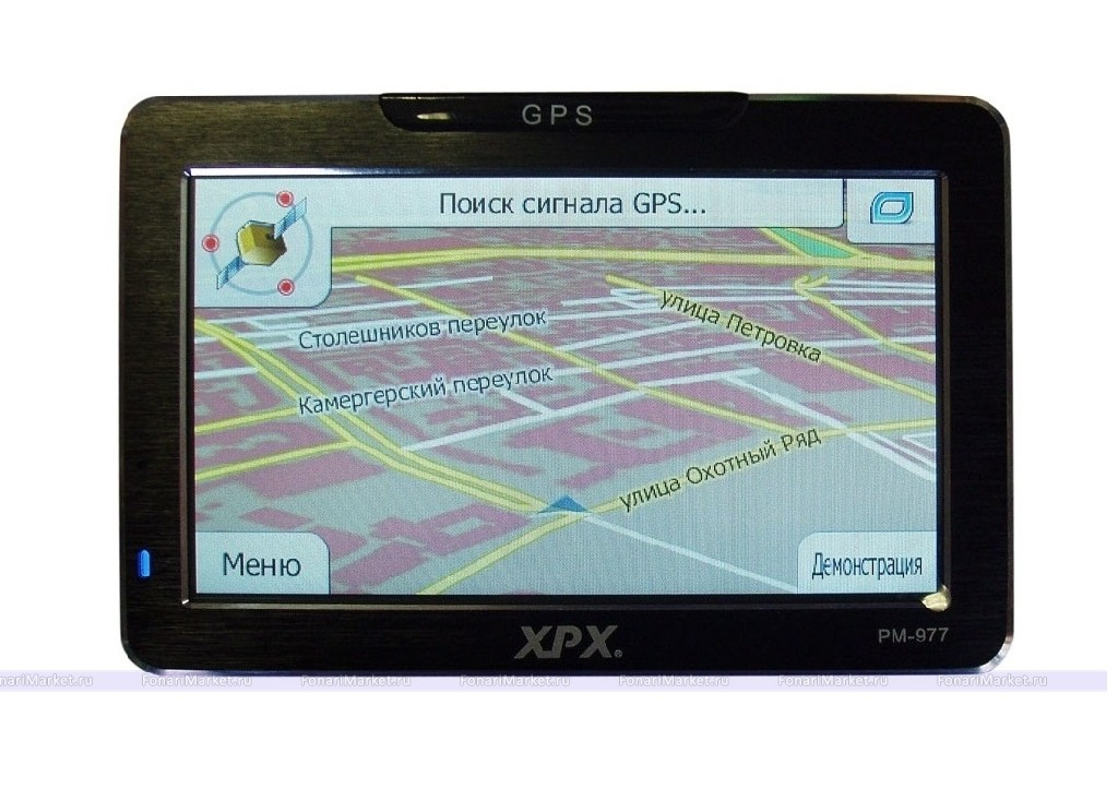 GPS навигаторы - GPS навигатор PIONEER PM-977 5*
