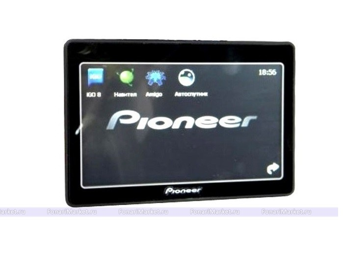 GPS навигаторы - GPS навигатор PIONEER PM-445 4,3*