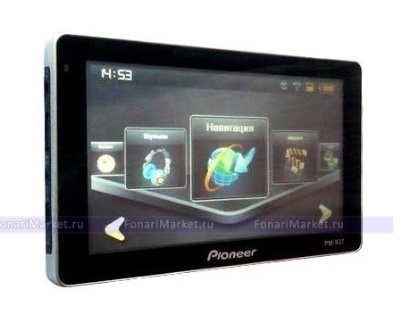 GPS навигаторы - GPS навигатор PIONEER PM-531 5*