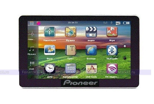 GPS навигаторы - GPS навигатор PIONEER PM-528 5*