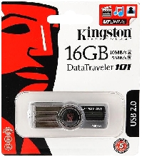 Флешки USB - USB Flash Kingston 16GB