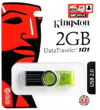 Флешки USB - USB Flash Kingston 2GB