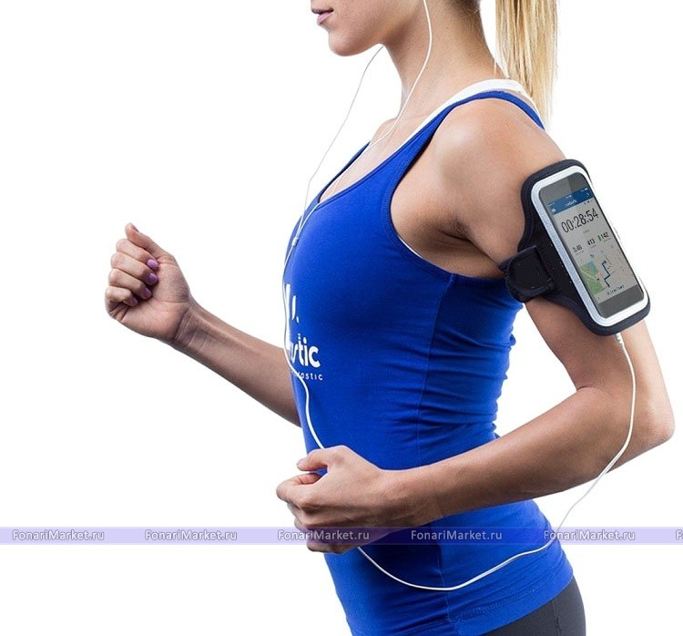 Спортивный чехол на телефон