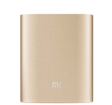 Power Bank - Внешний аккумулятор Power Bank Xiaomi Mi 10400 mAh gold