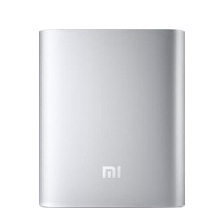 Power Bank - Внешний аккумулятор Power Bank Xiaomi Mi 10400 mAh silver