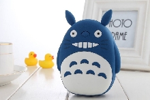 Power Bank - Внешний аккумулятор Power Bank Totoro 12000 mAh 3D blue