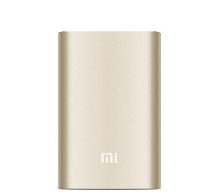 Power Bank - Внешний аккумулятор Power Bank Xiaomi Mi 10000 mAh gold