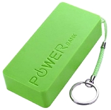 Power Bank - Внешний аккумулятор Power Bank iPower 5600 mAh green