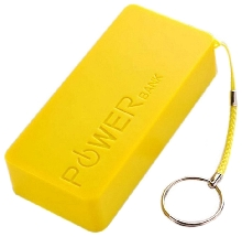 Power Bank - Внешний аккумулятор Power Bank iPower 5600 mAh yellow