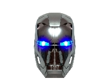 Power Bank - Внешний аккумулятор Power Bank Iron Man 5200 mAh silver