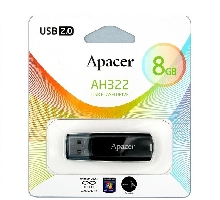 Флешки USB - USB Flash Apacer АH322 8GB