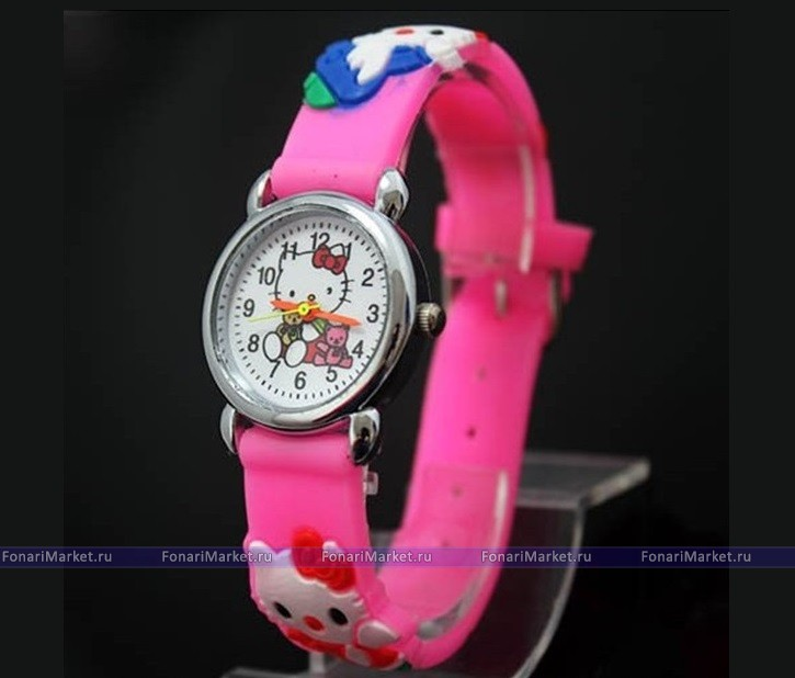 Детские часы Hello Kitty Купить оптом НЕДОРОГО bc3b9827f26d7