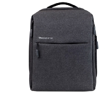 Рюкзаки Xiaomi - Рюкзак Xiaomi Mi Minimalist Urban Backpack Dark Grey