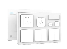 Умный дом Xiaomi - Комплект умного дома Xiaomi Aqara Mi Smart Home Bedroom Set
