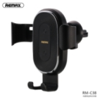 REMAX Phone Holder - REMAX Car holder with wireless charging function RM-C38