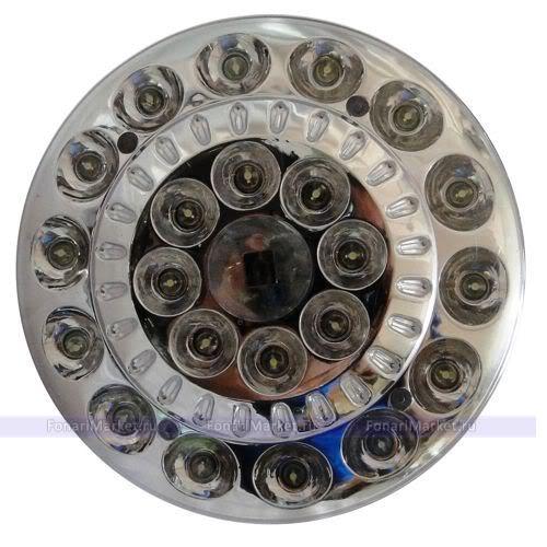 Умные лампы - Умная светодиодная лампа YD-678 с аккумулятором с пультом ДУ