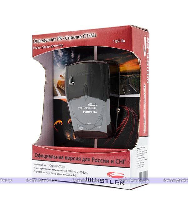 Радар детектор whistler wh 118st ru отзывы