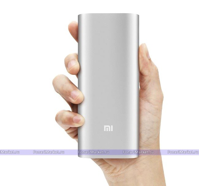 Power Bank - Внешний аккумулятор Power Bank Xiaomi Mi SS 16000 mAh