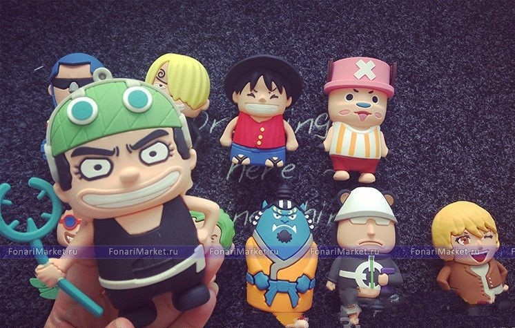 Power Bank - Внешний аккумулятор Power Bank One Piece 8800 mAh Usopp