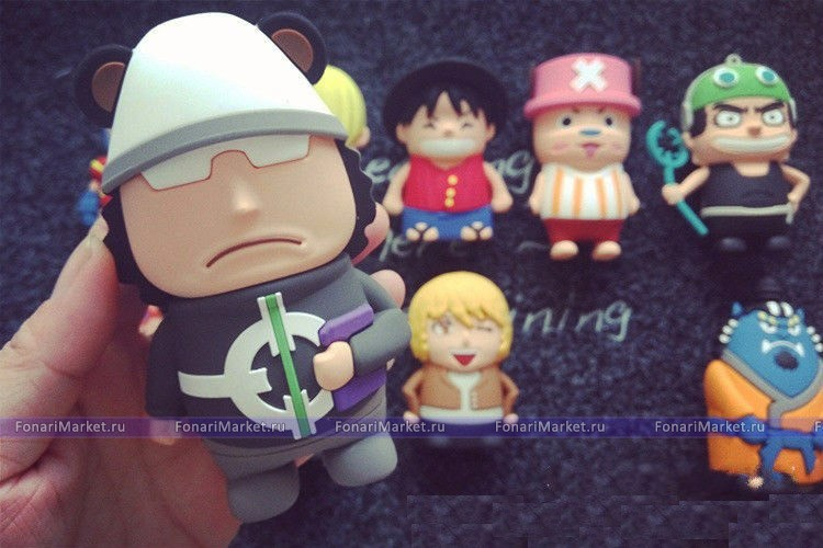 Power Bank - Внешний аккумулятор Power Bank One Piece 8800 mAh Kuma