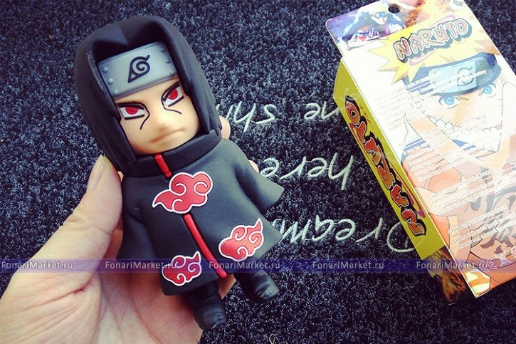 Power Bank - Внешний аккумулятор Power Bank Naruto 8800 mAh Uchiha
