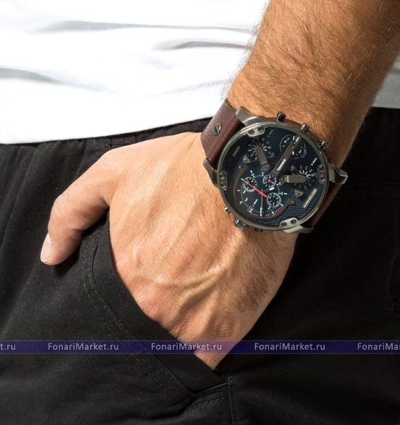 Часы Diesel Brave оптом   Копия наручных часов Дизель 8f94b4856ca