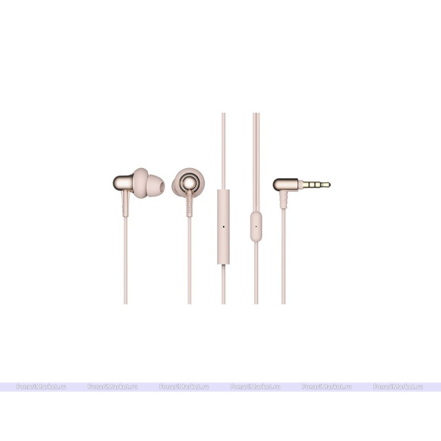 Наушники Xiaomi - Наушники Xiaomi 1MORE Stylish Dual-Dynamic In-Ear E1025 5.0