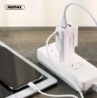 Charger Adapter - REMAX Charging RP-U22 PRO 2.4A For Lightning Cable EU