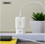 Charger Adapter - REMAX 3.0A Single USB Quick Charger RP-U16(EU)
