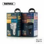 Car Charger - Remax Journey Series Car Charger RCC218